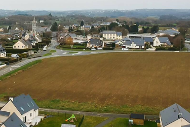 """Lotissement communal """"La clé des champs"""": 35 lots à disposition à 57€ de m2."""