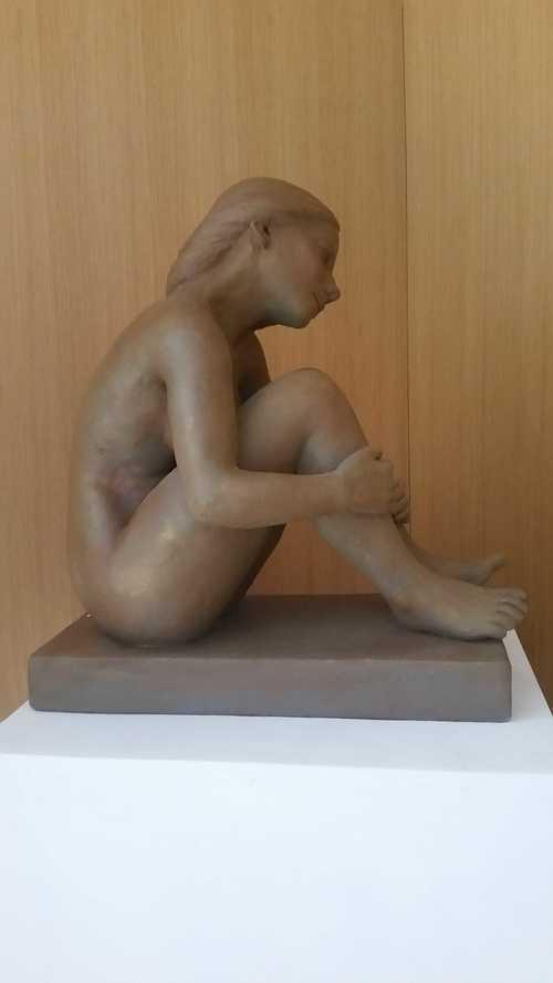 """Jean Pierre GASNIER dit """"PIERG"""", sculpteur 201911151430321"""